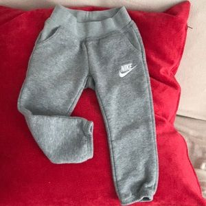 Other - 2T Nike Unisex toddler Sweat pants
